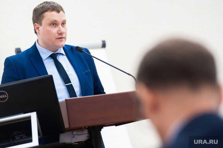 департамент информатизации и связи Свердловская область Юрий Гущин