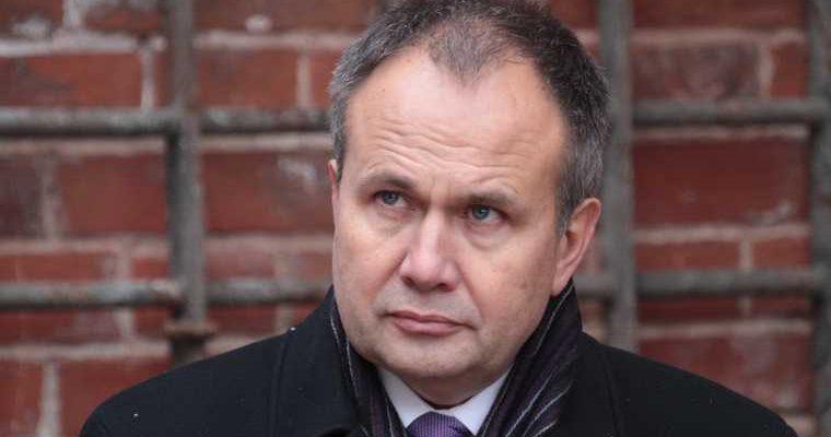 Пермский экс-губернатор осваивает новую профессию. «Я же рабочий». ФОТО