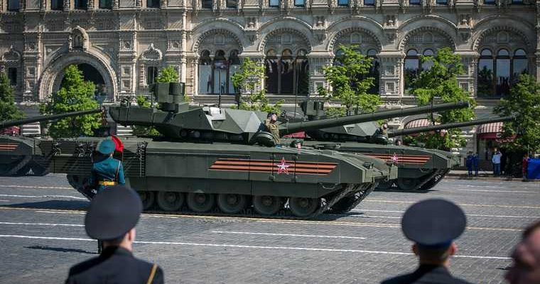 Подробности задержания срочника, устроившего ЧП на параде Победы