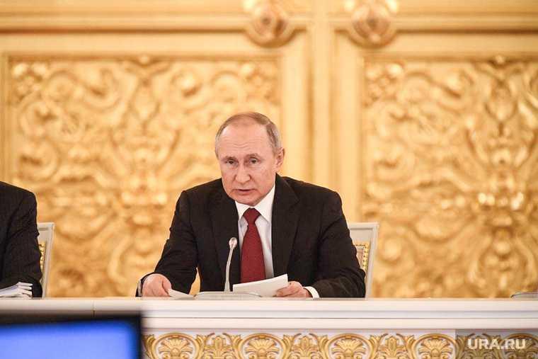 Госсовет в Кремле. Москва