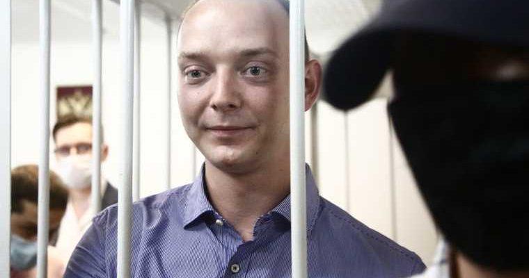 Российские журналисты встали на защиту задержанного Сафронова. «Патриот до скрежета в зубах»