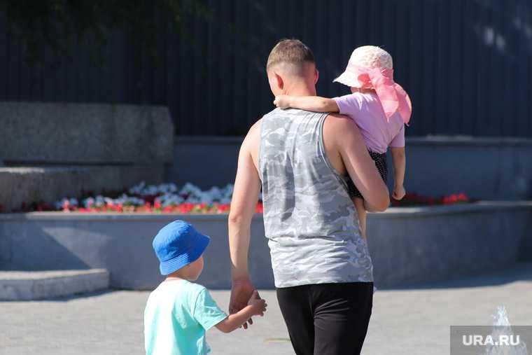 семьи с детьми пособия коронавирус поддержка государство Путин
