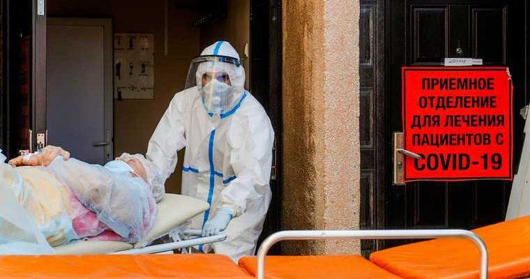 В курганских больницах развернут новые места для больных COVID