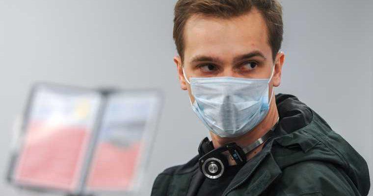 В регионах РФ растет число зараженных коронавирусом