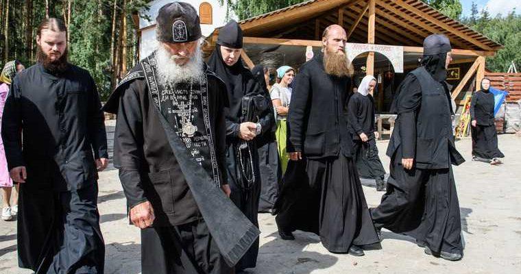 Захваченный схиигуменом Сергием монастырь освободили