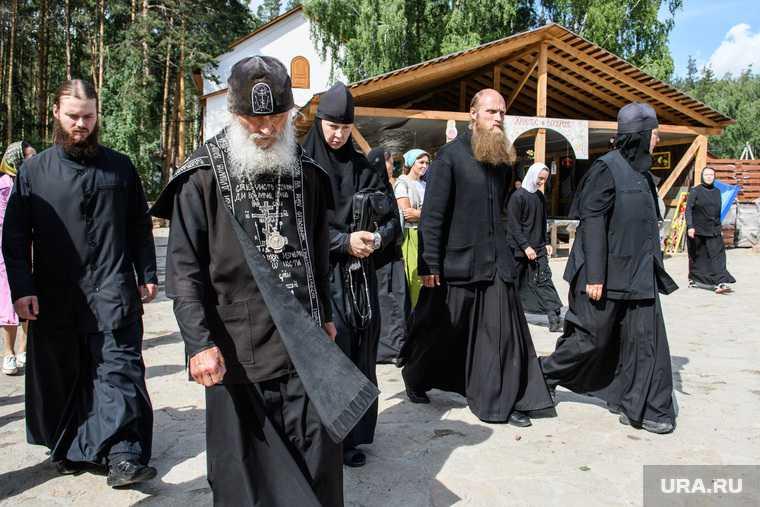 среднеуральский женский монастырь освободили