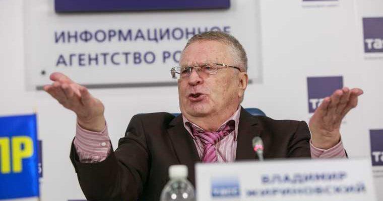 Жириновский предложил отменить ЕГЭ в России