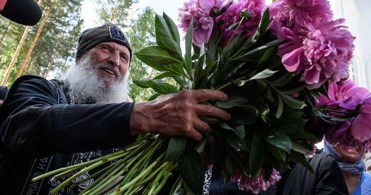 Бунт свердловского схиигумена использует украинская церковь