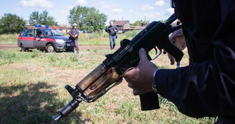 ФСБ предотвратила массовый расстрел в Москве