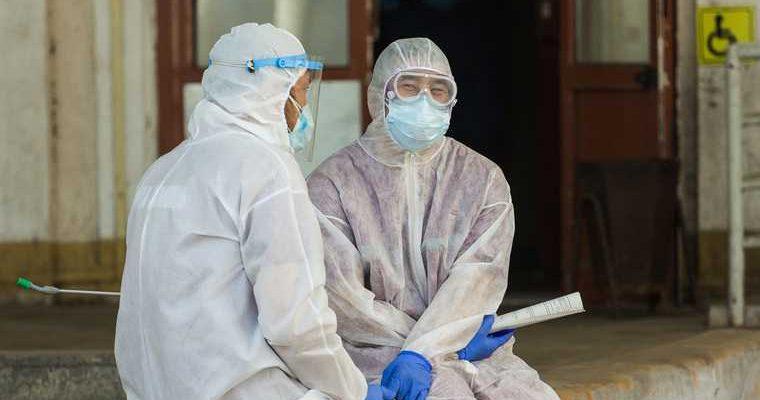 Инфекционные госпитали в ЯНАО закрывают в разгар пандемии COVID