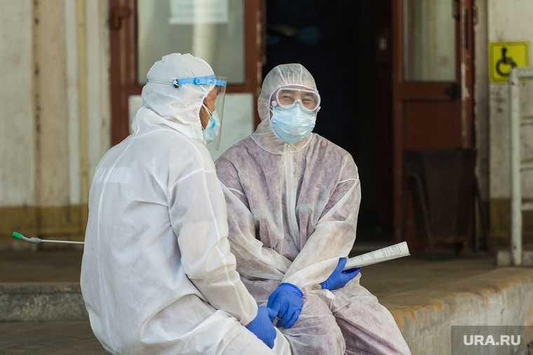 закрытие инфекционных госпиталей коронавирус ЯНАО причина