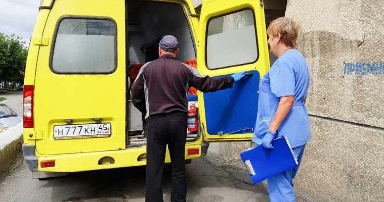 Кабмин выделил 200 млн на ремонт больницы в Кургане. Зимой ее посещал Мишустин