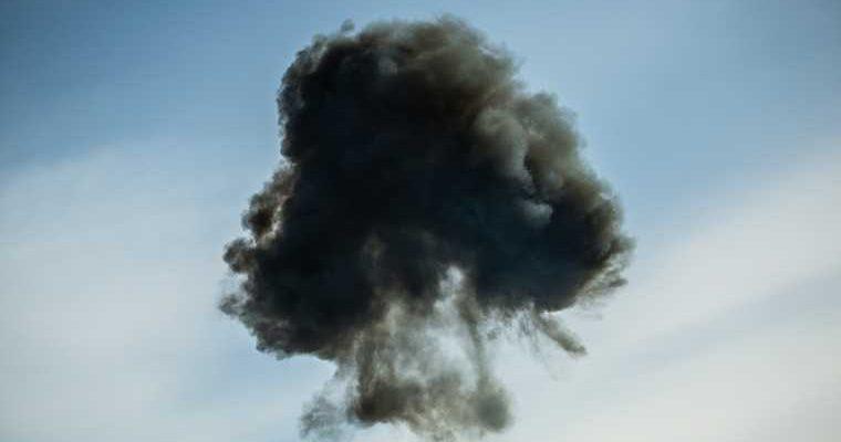 Несколько мощных взрывов прогремело в столице Белоруссии. В МИД заявляют о фейках