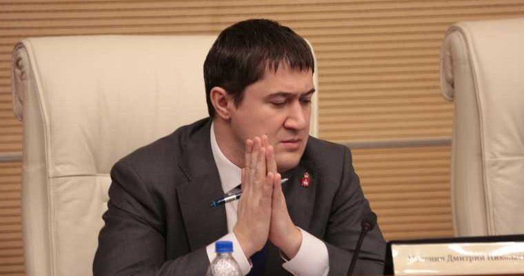 Врио губернатора собрал подписи для участия в выборах