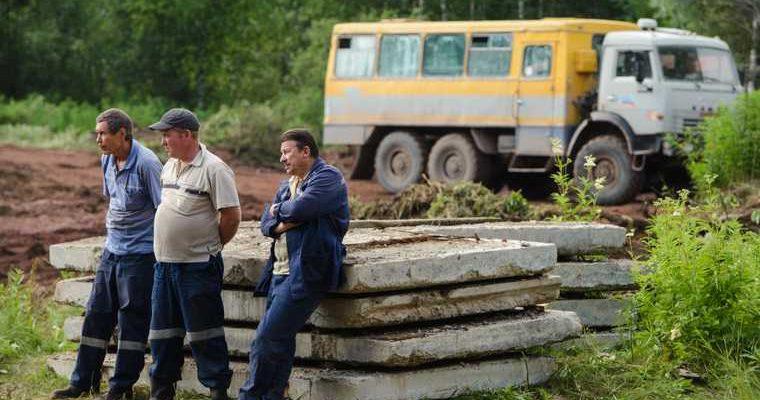 Вахтовики в ХМАО отказываются сидеть на карантине и идут работать
