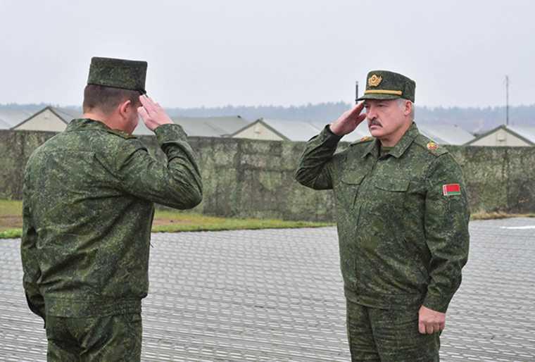 ЧВК Вагнера Лукашенко экстрадиция россияне Украина
