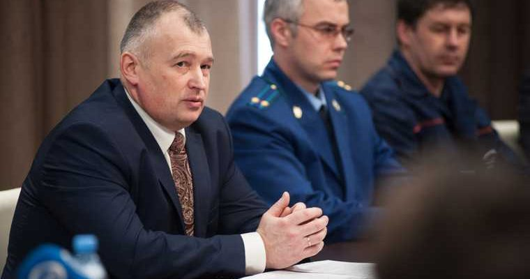 Дума свердловского города отправила в отставку мэра