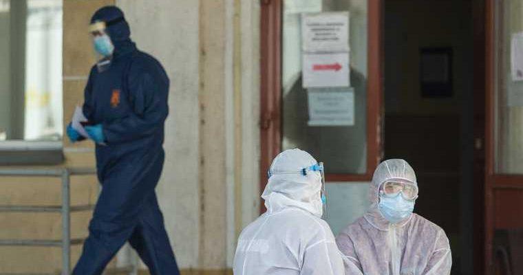 Пандемия коронавируса в Перми перешла на новый этап