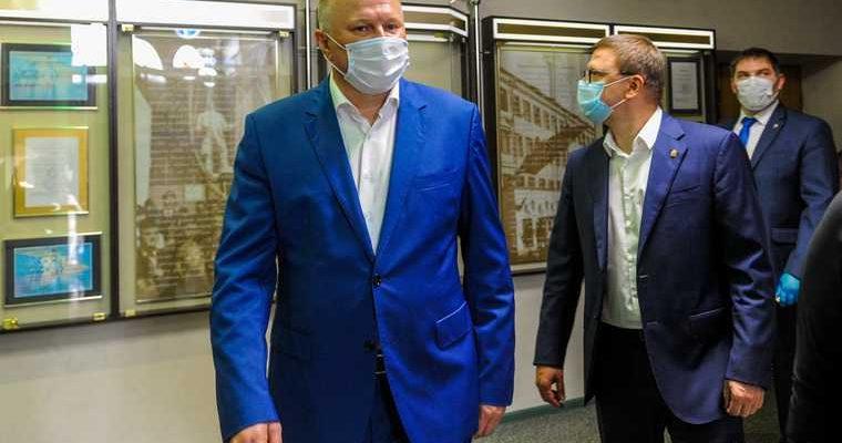 Полпред Цуканов даст установки губернаторам УрФО из Челябинска