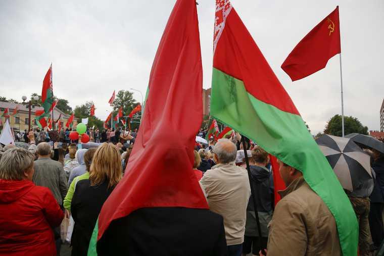 Белоруссия русский язык лишить официальный статус