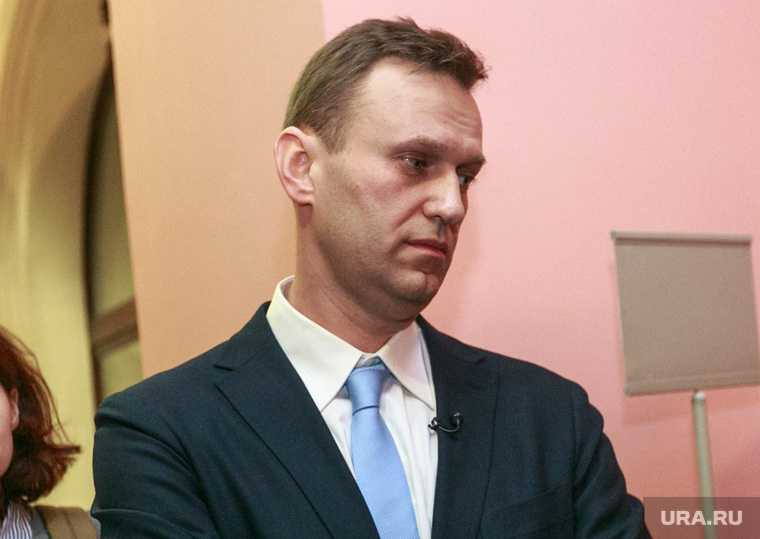 Навальный врачи отравление