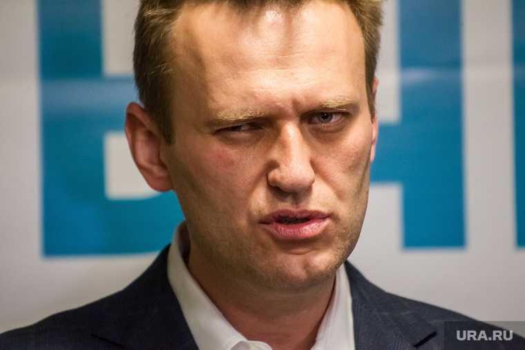 Германия Навальный больница следствие