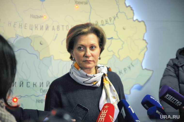 Анна Попова о смертности от коронавируса в Росиии