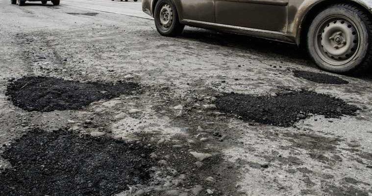 Дороги в столице ЯНАО ремонтировали с нарушениями