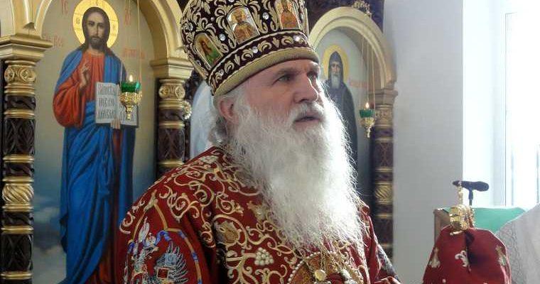 Экс-глава екатеринбургской епархии отрекся от схимонаха Сергия. Владыка сделал его священником