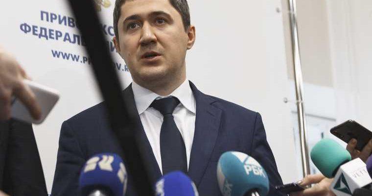 Как пермский губернатор в больнице готовился к общению с Путиным. «Взял костюм с собой»