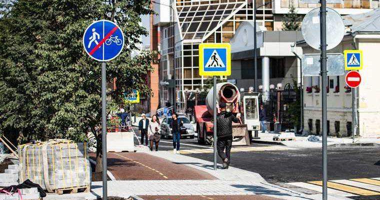 Мэр Екатеринбурга уволил чиновника за саботаж на образцовой улице