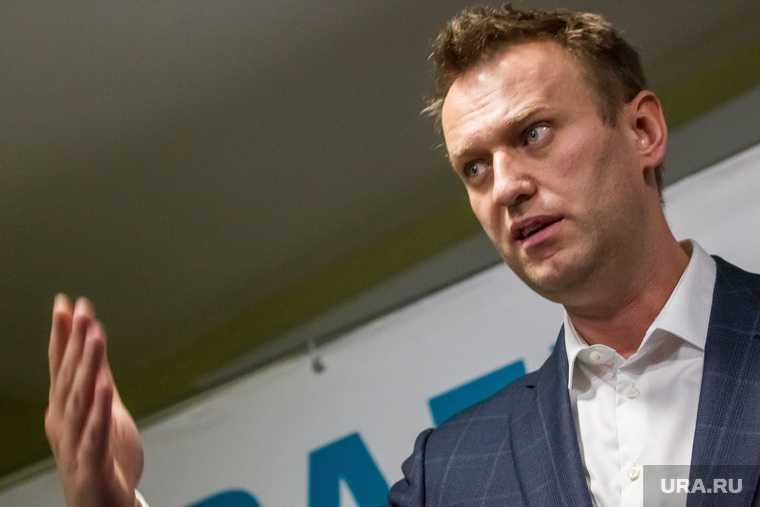 Навальный новичок
