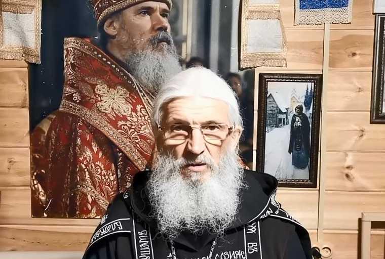 схимонах сергий романов обвинил рпц ересь разврат прелюбодеяние
