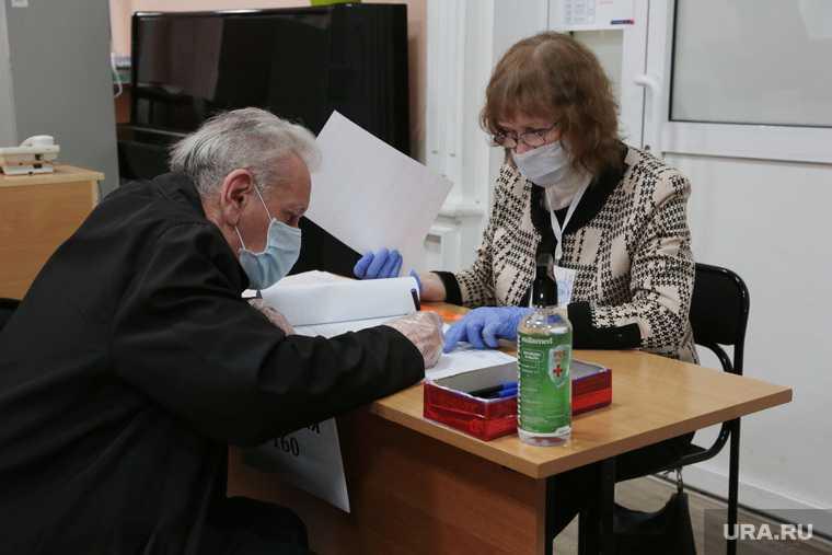 выборы губернатора Пермского края списки избирателей