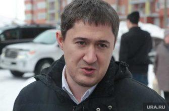 губернатор махонин