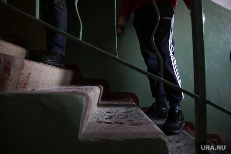 Губкинский женщину инвалида выселяют из квартиры
