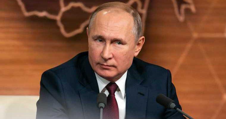 Путин выдвинут на Нобелевскую премию
