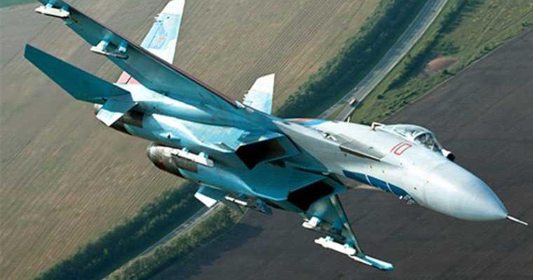 Российские истребители перехватили технику США над Балтикой