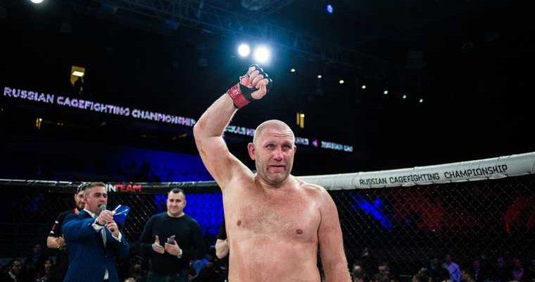 Российский боец MMA проведет бой с боксером, победившим Тайсона