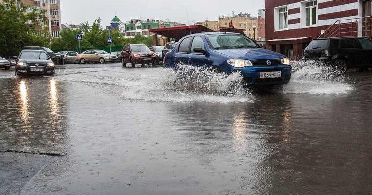 Самое актуальное в Тюменской области на 7 сентября. Тобольск затопило из ливней, Водонаева рассказала о детстве в Тюмени