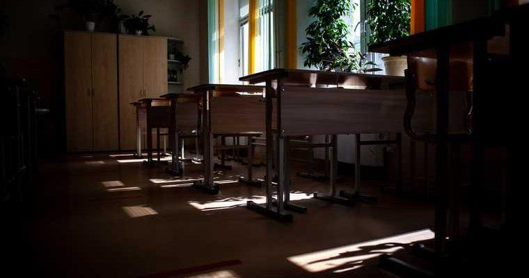 Школы Екатеринбурга накрывает волна COVID-19