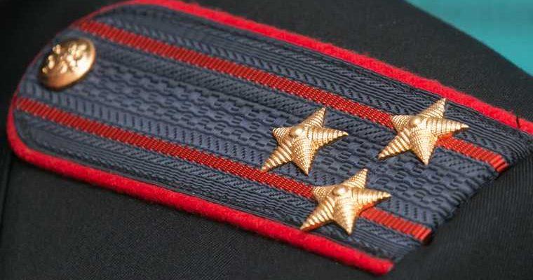 В екатеринбургской полиции ротация руководящего состава