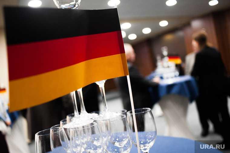 Германия заморозить северный поток