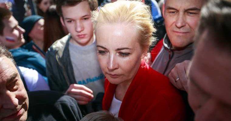 Жена Навального ответила Рошалю на идею о лечении мужа. «Не ваша собственность»