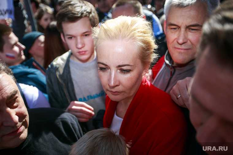 Юлия навальная жена рошаль ответила
