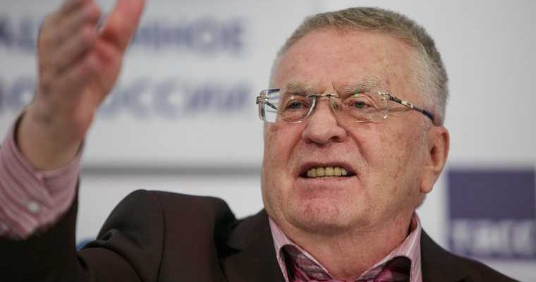 Жириновский жестко ответил на слова Онищенко об алкоголизме в РФ. «Хватит оскорблять народ!»