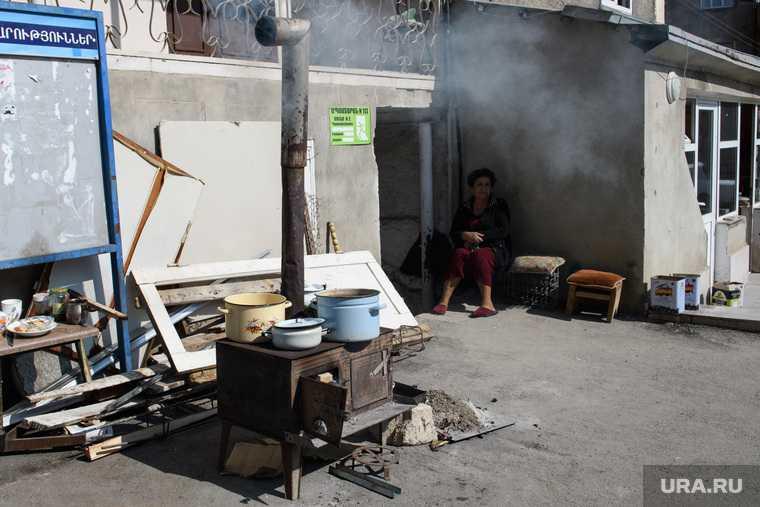 МИД Армении и Азербайджана мирное население невоенные объекты Нагорный Карабах Минская группа ОБСЕ