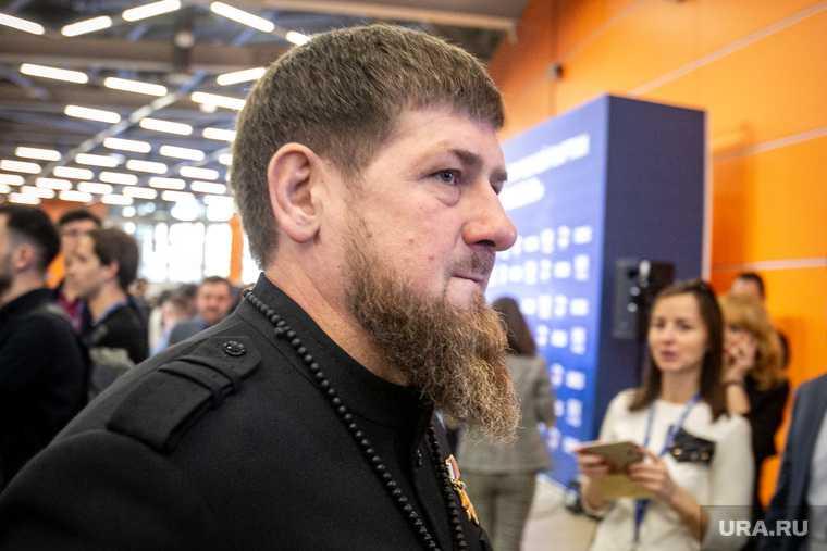 боевики в Чечне