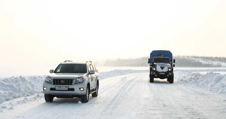 на Ямале откроют ледовые переправы