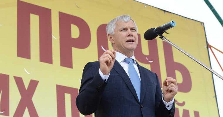 «Справедливая Россия» бросила вызов КПРФ